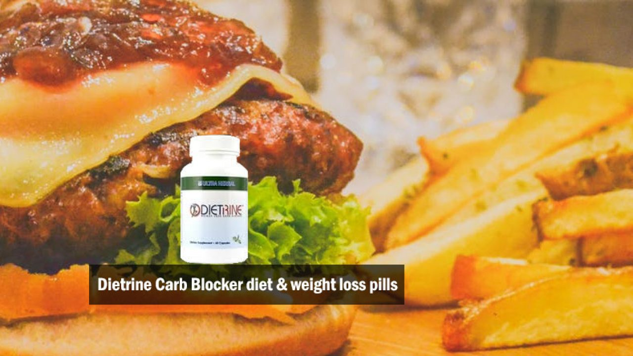 Dietrine Carb Blocker Diet And Weight Loss Pills Review
