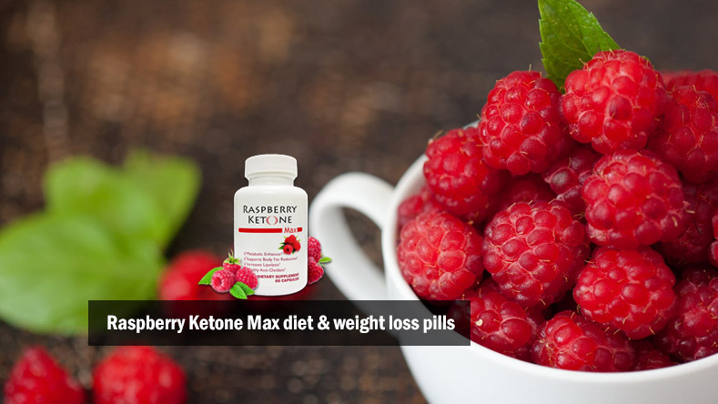 Raspberry Ketone Max Diet and Weight Loss Pills – Review