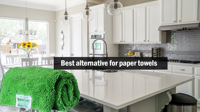 Nano-Towels-Review-Best-Alternative-for-paper-cleaning-towels